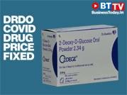 DRDO anti-COVID drug price fixed at Rs 990 per sachet