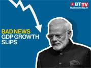 India's GDP growth slips to 6-year low in Q2 of 2019-20