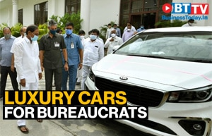 Telangana government buys high-end SUVs for IAS officers