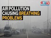 Delhi pollution: Toxic air causing breathing discomfort