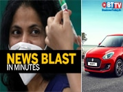 India vaccinates 1 mn in 6 days; Swift is India's best-selling car