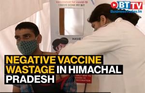Himachal Pradesh sets record, reports negative COVID vaccine wastage