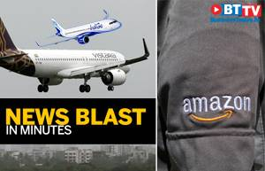 Salary cuts by Indigo, Vistara; Amazon Pantry service in over 300 cities