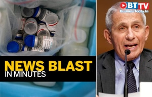 Bharat Biotech to share Covaxin formula; Dr Fauci on vaccine dose gap