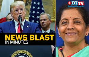 Trump approves sale of naval guns, Cabinet approves import of onions