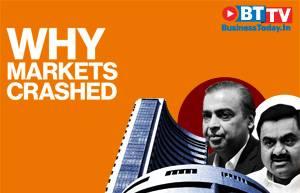 Virus hits markets: Factors behind the Sensex, Nifty crash