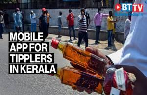 Kerala govt provides BevQ App for tipplers as state opens liquor shops