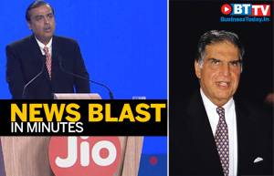 Ratan Tata warns start-ups; Rel Jio is largest telecom player