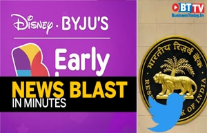 Byju's raises $200 mn in fresh funding; RBI now has 1 million Twitter followers