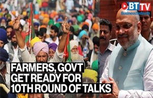 Farmers firm on tractor rally, get ready for 10th round of talks
