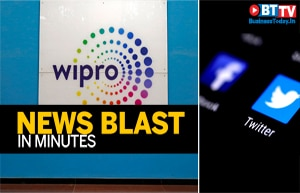 Wipro completes share buyback; Parl panel summons FB, Twitter