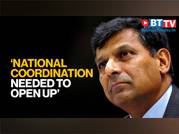 National coordination needed to reopen, says Raghuram Rajan