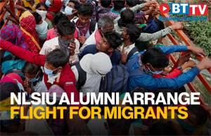 Coronavirus: NLSIU alumni fly migrants back from Mumbai to Jharkhand