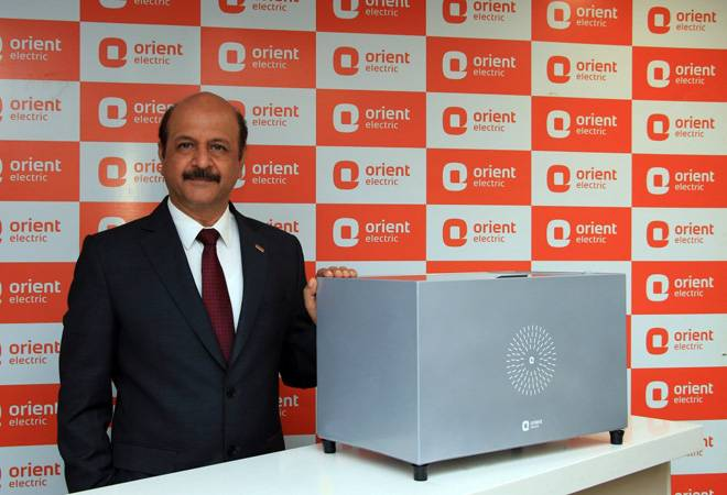 Orient Electric launches made in India sanitisation chamber UV Sanitech
