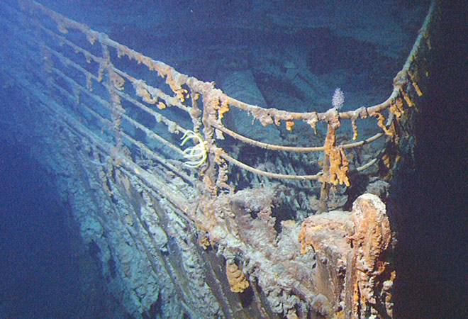 To visit Titanic, New York banker dives deep into her savings