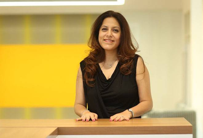 Tithi Tewari, Co-Founder and Director, SmartVizX