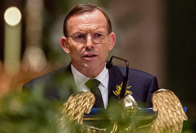 Tony Abbott, Australian Prime Minister