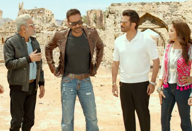 Total Dhamaal Box Office Collection: Despite mixed reviews, Anil Kapoor and Madhuri Dixit's film earns 16.50 crore