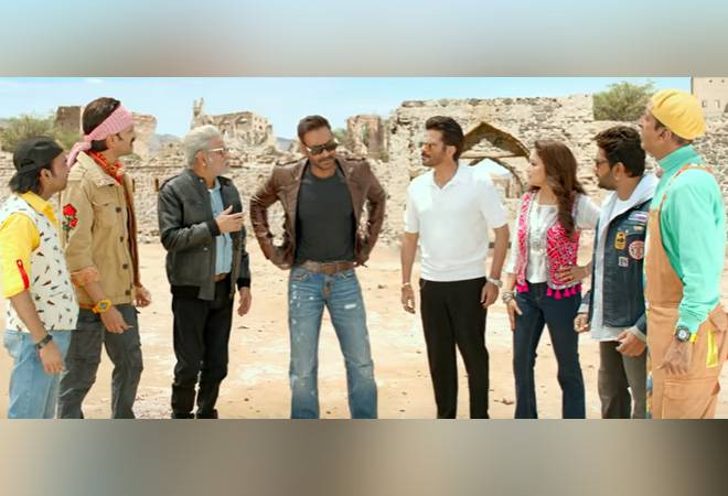 Total Dhamaal Box Office Collection Day 13: Ajay Devgn-Madhuri Dixit movie makes Rs 130 crore in India