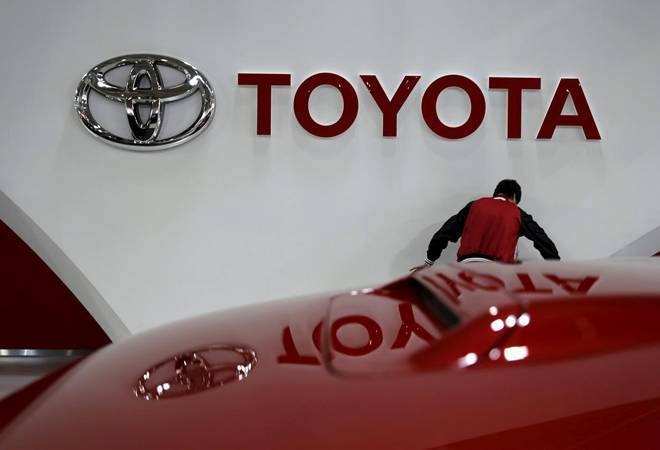 Toyota to double its full-year profit projection to over $9.7 billion