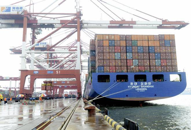 Exports rise three-folds to $30.21 bn in April; trade deficit at $15.24 bn