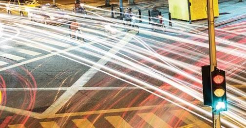 Smartening Up Traffic Management