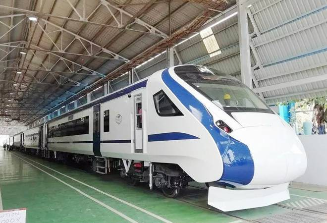 Vande Bharat Express: Train 18 completes 1st commercial run; tickets sold out for next two weeks