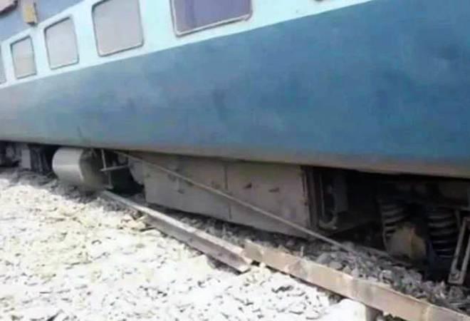 13 bogies of Tapti Ganga Express derail in Bihar, 4 injured