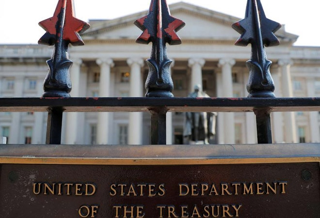 US Treasury yields rise, but hold below one-year highs of last week