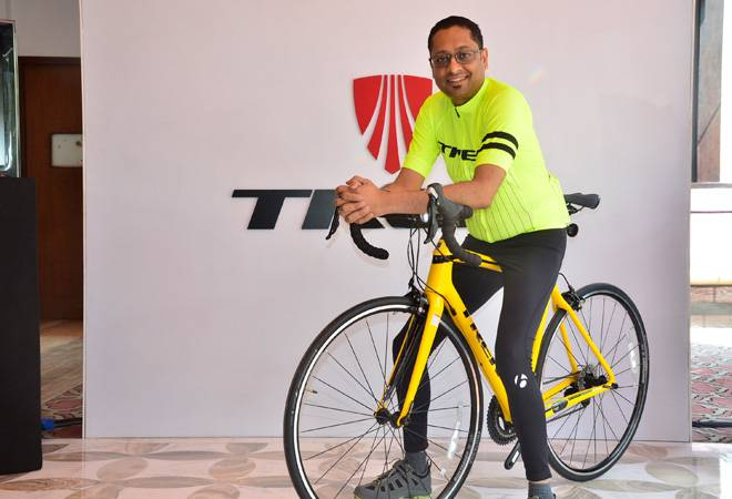 'India is important market for Trek; would like to add 25-30 retail stores every year'