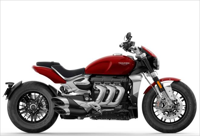 Triumph launches Rocket 3 R in India; check out price, features, colors and models