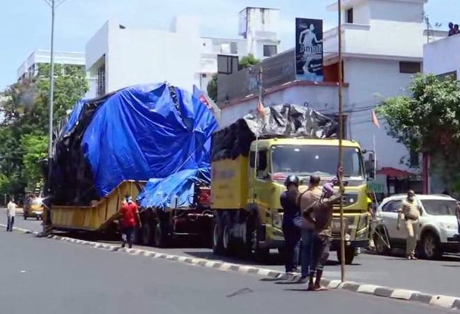 This truck took a year to reach Kerala from Maharashtra; here's why