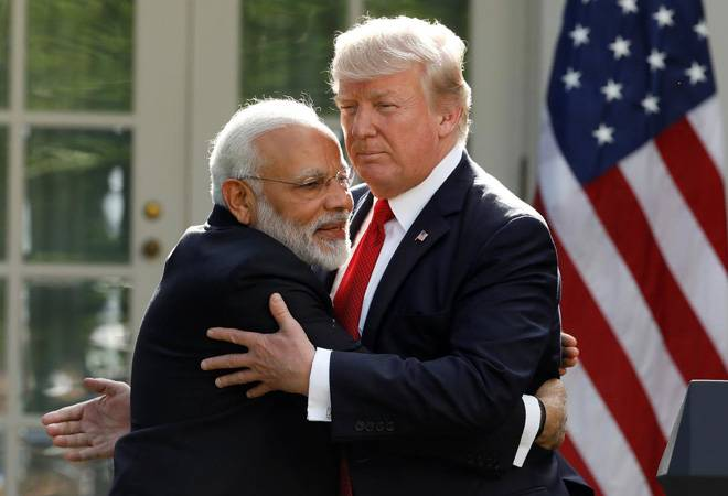 Trump likes Modi 'a lot' but says not treated well by India