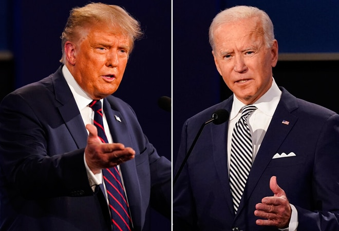 US Election 2020 Results Updates: Biden wins Wisconsin, Michigan; 6 electoral votes away from presidency