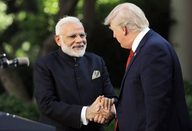 Will put America first: Trump ahead of India visit