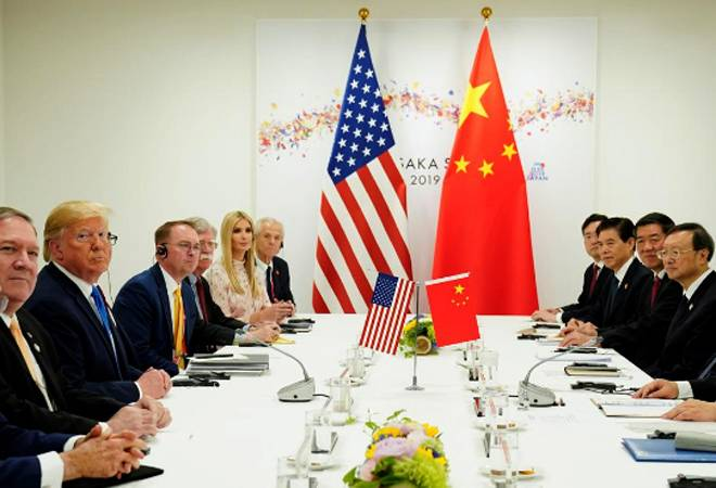 Trade war: Trump administration considering delisting Chinese firms from US stock exchanges