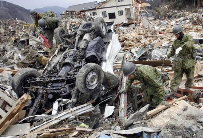 Japanese govt panel predicts earthquake of 9 magnitude, tsunami of 30 m