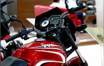 Coronavirus impact: TVS registers 55% drop in two-wheeler sales