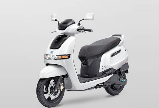 TVS iQube Electric Scooter; here's all you need to know