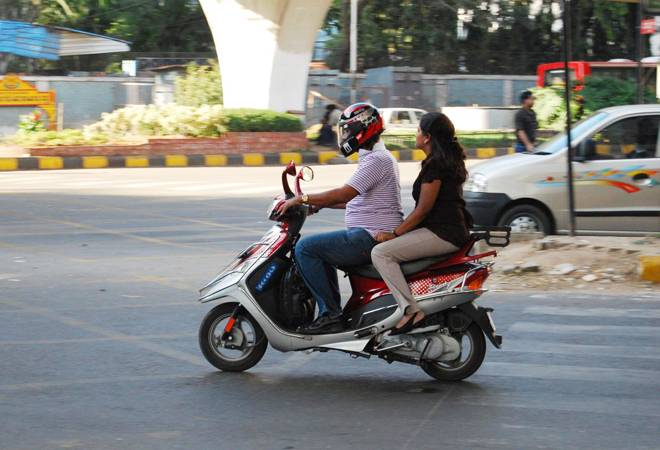 TVS Motor, Suzuki, Piaggio gain scooter market share in FY19