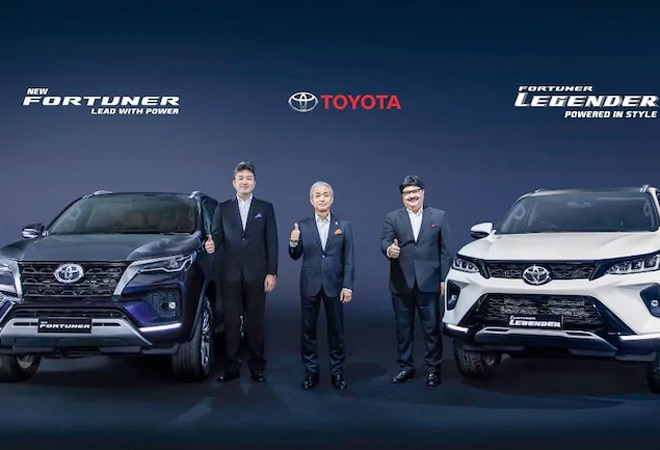Toyota launches next-gen Fortuner at Rs 30-37.43 lakh in India