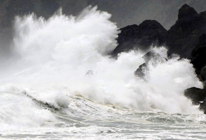 Typhoon Haishen heads for Japan packing 'record' winds and rain