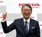 Honda's new CEO Toshihiro Mibe aims for 100% electric vehicles by 2040