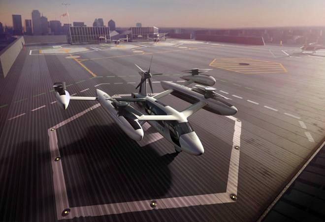 Air taxi to cut travel time in Mumbai by 90%: Uber