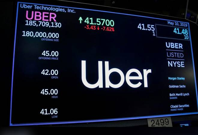 Uber's wretched debut on Wall Street makes it one of the worst performing IPOs