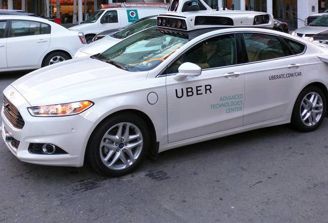 Uber set to unveil new self-driving Volvo car with better safety features