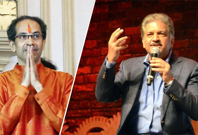 'We both had given up artistic careers': Anand Mahindra reminisces meeting Uddhav Thackeray for first time