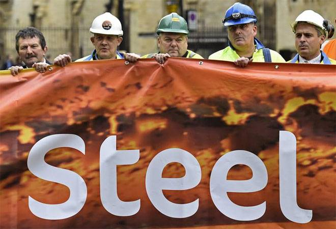 'British Steel' name to come back as Tatas exit Scunthorpe