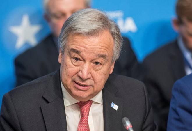 UN Sec-Gen extends telecommuting arrangement at New York headquarters untill July 31