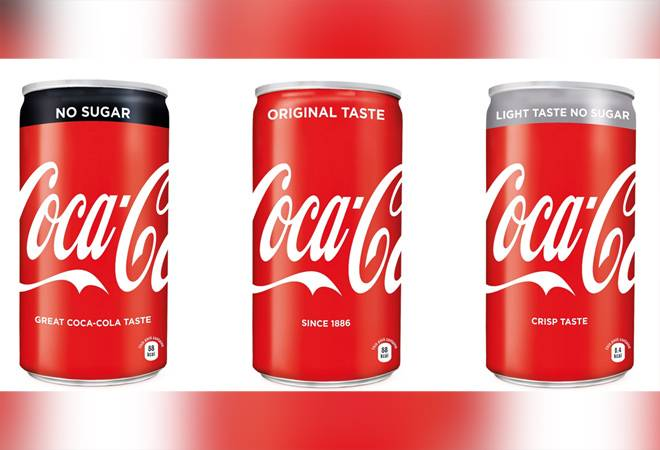 Coca Cola revamps variants' packaging with uniform visual iconography